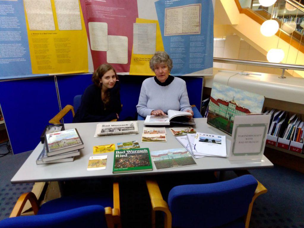 Jersey Library Family history fair 2017